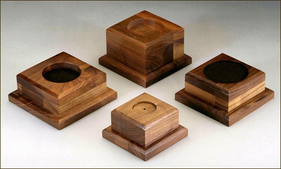 Cutout Trophy Bases